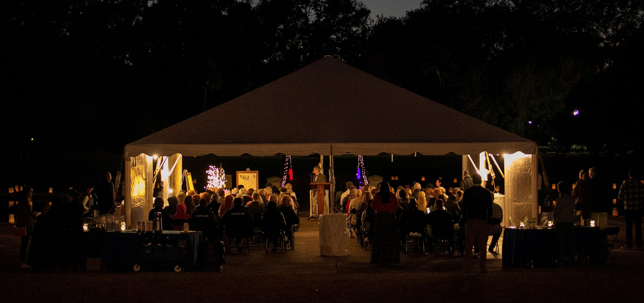Community Candlelight Memorial Ceremony