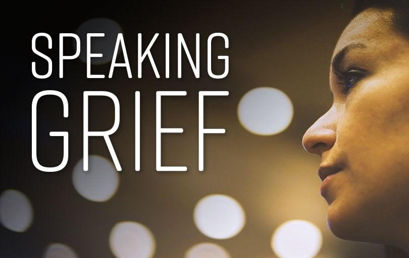 Speaking Grief Community Awareness Event